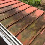 [DIY]汚い屋根を自分で高圧洗浄&塗装してみた。方法、留意点などまとめ